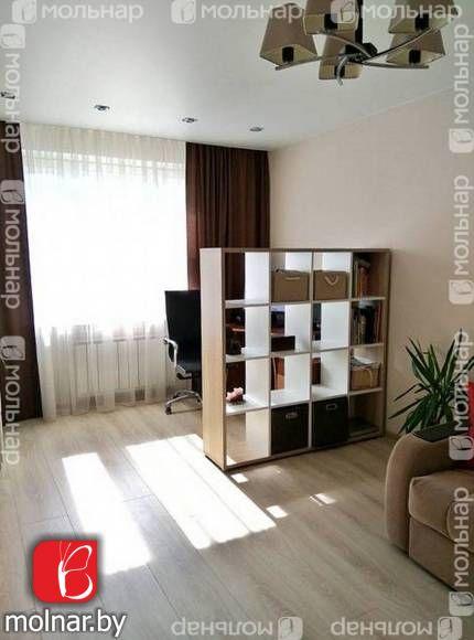 квартира 3 комнаты по адресу Минск, Каролинская ул