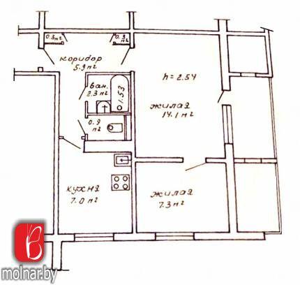 купить квартиру на Рокоссовского , 156
